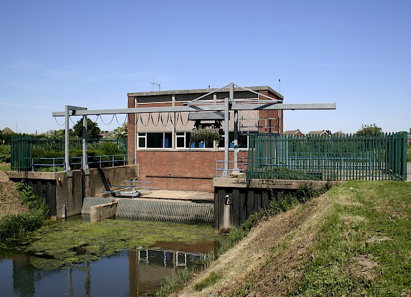 Chain Bridge Pumping Station
