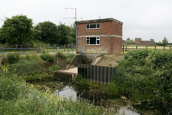 Helpringham Pumping Station