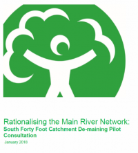 Rationalising the Main River Network Consultation